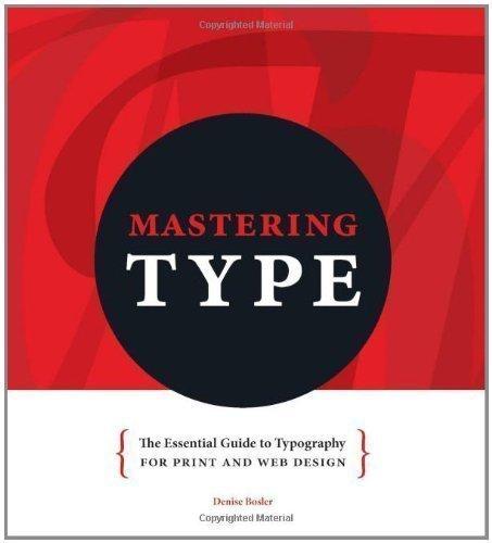 mastering type - 5