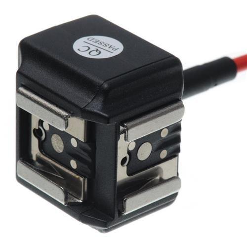 Triggertrap TT-FA2 Flash Adapter Version 2 for iPhone (Black)