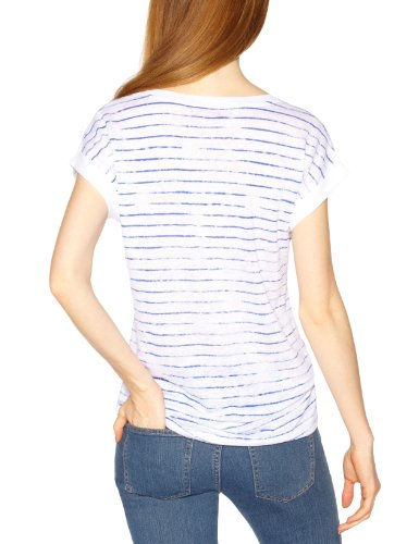 Little Marcel Trooper - Camiseta, con manga corta para mujer Blau - Blue Electric