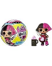 LOL Surprise Remix Rock Toy pop met 7 verrassingen inclusief felle outfit, schoenen, een instrument & accessoires - verzamebaal voor kinderen
