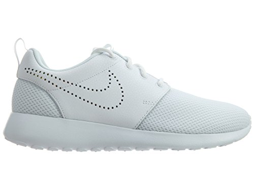 Nike - Roshe One Premium - Zapatillas de deporte Mujer Blanco (White/White-Blue Tint)