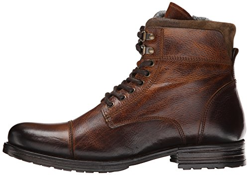 Aldo Men's Giannola Winter Boot, Cognac, 9 D US - FrenzyStyle