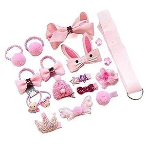 BabyMoon 18Pcs/Set Mix Style Headwear...
