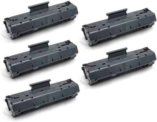 SuppliesMAX Compatible MICR Replacement for Canon LBP-22X//250//350//800//810//P420//1110//1120 Toner Cartridge 5//PK-2500 Page Yield EP-22/_5PK