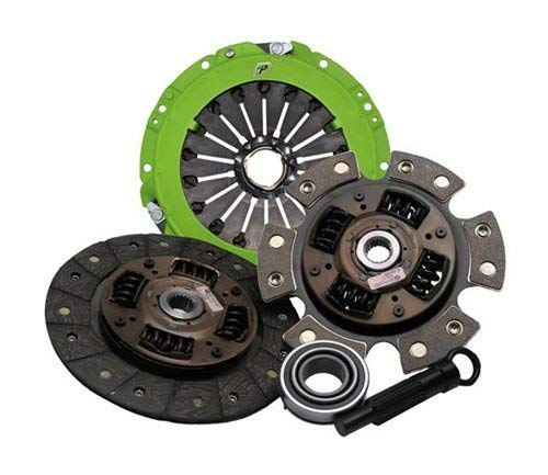 Fidanza Performance 661202 V2 Series Clutch Kit Eclipse/Talon/Laser 2.0L Incl. Turbo 3000GT/Stealth 3.0L (Clutch Fidanza V2 Series)