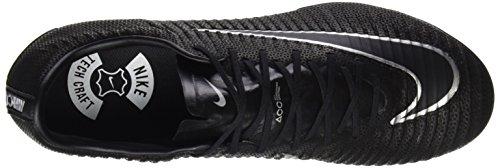 Nike Mercurial Vapor XI TC FG Herren Fußballschuhe 852516 Schwarz Schwarz