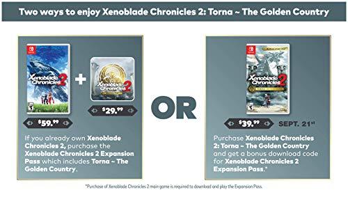 Xenoblade Chronicles 2 - Nintendo Switch 2