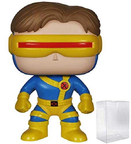 Marvel Classic X-Men - Cyclops Funko Pop! Vinyl Figure (Includes Compatible Pop Box Protector Case)