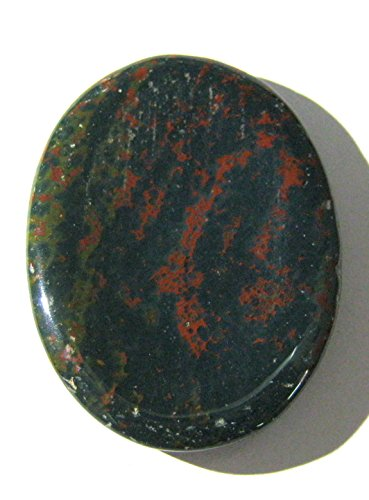 CRYSTALMIRACLE BLOODSTONE METAPHYSICAL PROTECTIVE MEDITATION