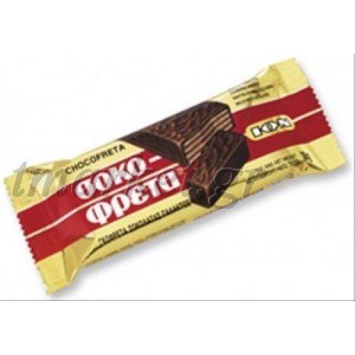ION Greek Traditional Chocofreta - 10 Bars X 38g
