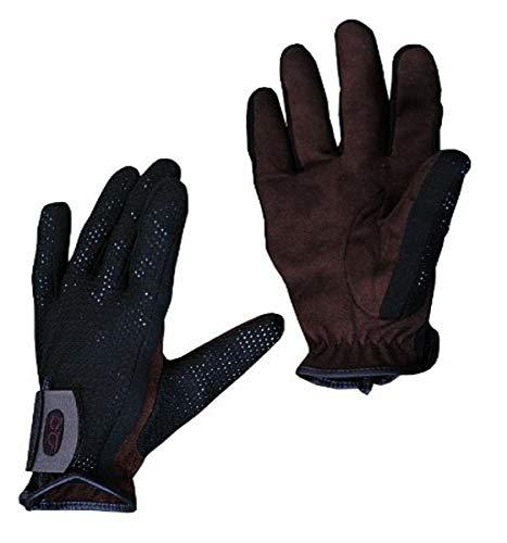 Bob Allen Shooting Gloves (Brown, Large)