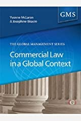Commercial Law in a Global Context (Global Management Series)