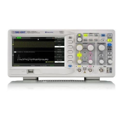SSEYL Siglent SDS1052DL 50MHz Digital Storage Oscilloscope 500MSa/s