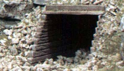 Woodland Scenics WS 1265 Ho Culvert Timber