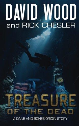 book cover of Treasure of the Dead