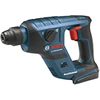 Bosch Bare Tool Rhs181B 18 Volt Lithium Ion Noticeable