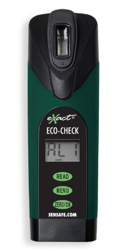 Industrial Test Systems eXact 486798 Eco Check Dual Wavelength Photometer, 525nm Filter, 20mm Cell Pathlength
