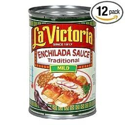 La Victoria Sauce Enchlda Mild