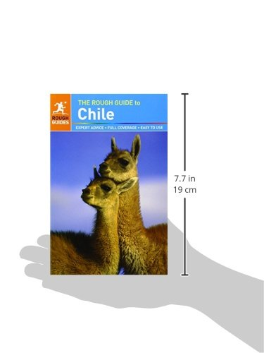 The Rough Guide to Chile: Shafik Meghji, Anna Kaminski: 9781405389808: Amazon.com: Books
