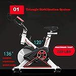 Lloow-Interni-Spin-Bicycles-per-Uomo-Esercizio-Domestico-Pieghevole-Multifunzione-Fitness-Bike-Pedale-Funzione-Biciclette-Bicycle-Spinning