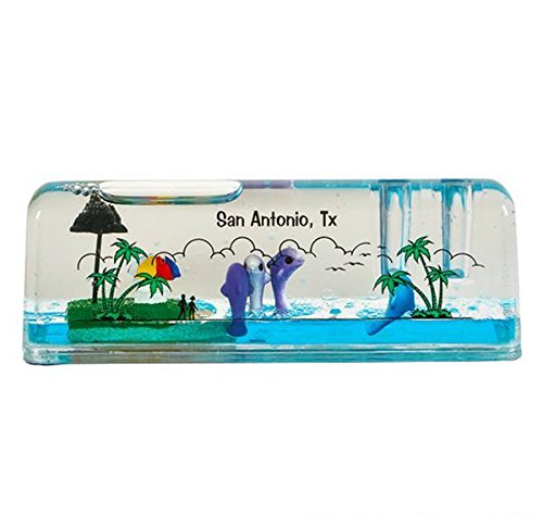DOPHIN ISLAND PAPER WEIGHT, Case of 72