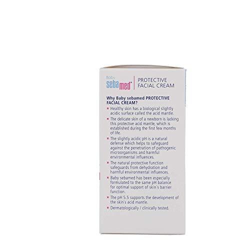 Sebamed Baby Protective Facial Cream (50ml)