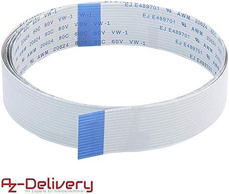 AZDelivery Cable de cinta flexible de repuesto Flex Cable 100 cm ...