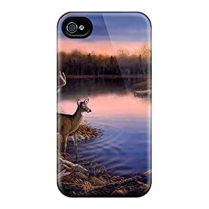 Case Cover Sam Timm Tranquil Evening/ Fashionable Case For Iphone 4/4s