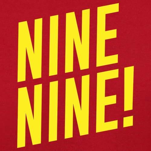 T Homme Rouge shirt Nine Dressdown 13 Couleurs wHOEqxf