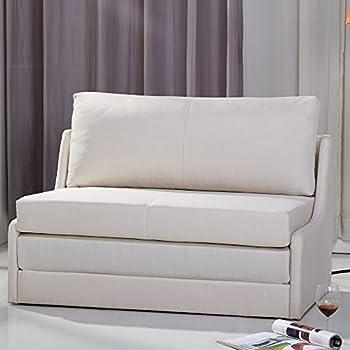 Amazon Com Sleeper Loveseat Convertible Sofa