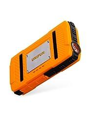Unifun 10400mAh Waterproof External Battery Power Bank Charge...