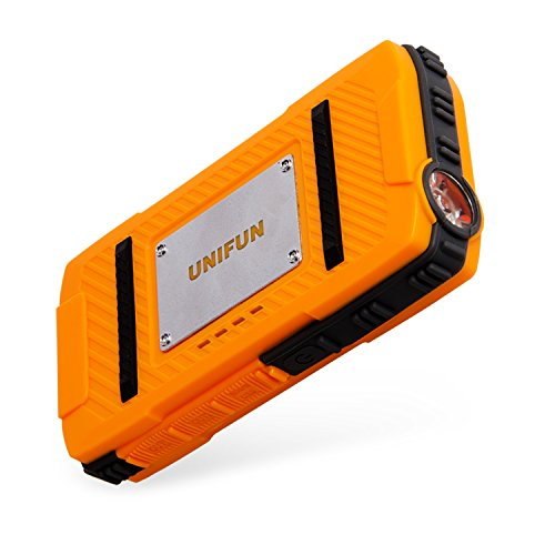 unifun-10400mah-waterproof-external-battery-power-bank-charger-with-strong-led-flashlight-and-strap-