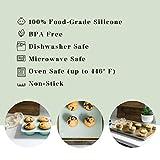 The Silicone Kitchen Reusable Silicone Mini Baking