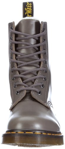 Dr. Martens SERENA 8 Eye Boot GREY 13239020  Damen Stiefel Grau/Grey