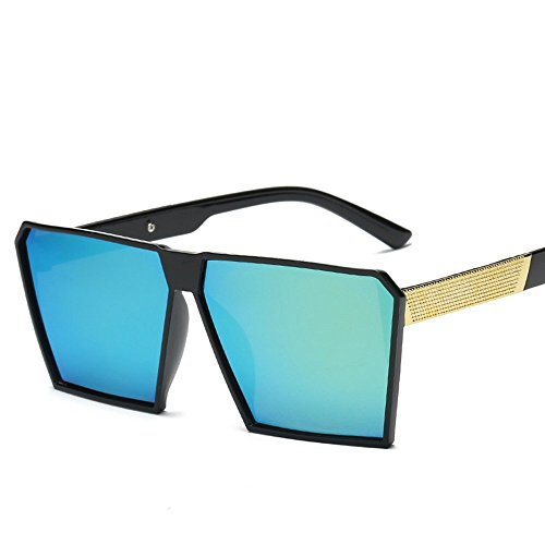 nerd de Retro nbsp;reflectantes alta calidad retro sol hombre for diseño y mujer gafas de espejo sol Mode Gafas UV400 efecto Gafas Matte sol polarizadas de para Rubber Unisex 7 Espejo gafas Vintage renden SxdqnzYw