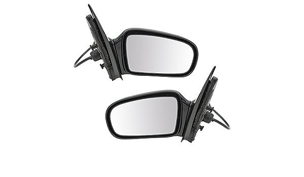 Power Mirror Right RH Passenger Side for 95-05 Sunfire Cavalier 4 Door Sedan