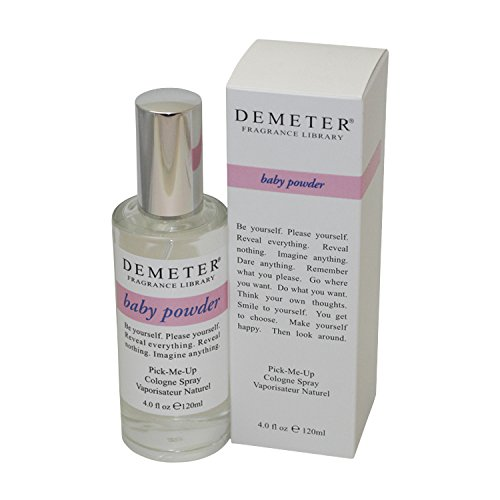 Baby Powder By Demeter For Women. Pick-me Up Cologne Spray 4.0 Oz