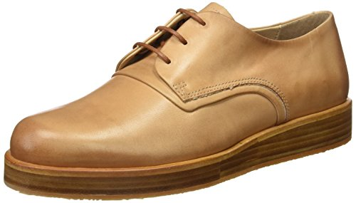 Neosens S060 Restored Skin Wood/Baco, Scarpe Stringate Oxford Donna Marrone (Wood)