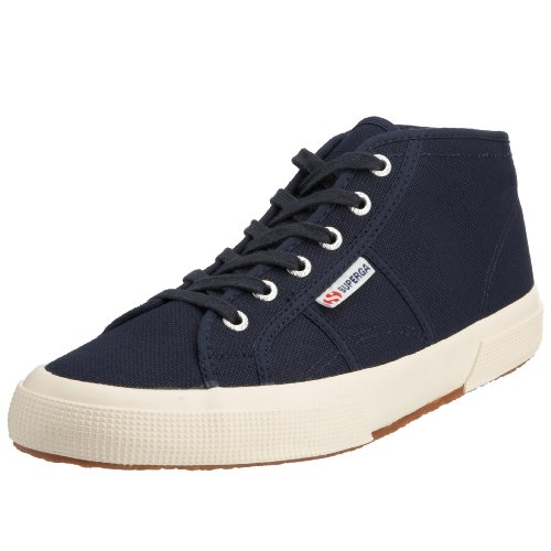 Superga 2754 Cotu Womens Shoes 7.5 B(M) US Women / 6 D(M) US Navy