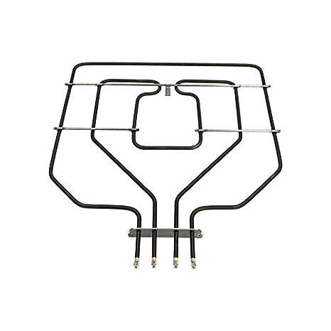 Estufa para horno de calefacción superior para Bosch Siemens Neff ...