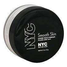 (6 Pack) NYC Smooth Skin Loose Face Powder - Naturally Beige by N.Y.C.