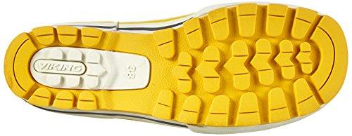 Viking Jolly Unisex-Kinder Kurzschaft Gummistiefel Gelb (Yellow 13)
