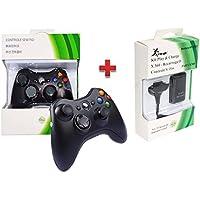 Controle Xbox 360 Feir Original Sem Fio + Bateria Recarregável