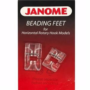 - Beading Foot Set for #200321006 Janome Horizontal Rotary Hook Models