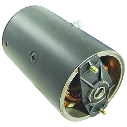 NEW 12V ELECTRIC HYDRAULIC PUMP MOTOR SLOTTED SHAFT HALEX-BARNES, LEYMAN, MAXON, MONARCH 8100, MMY4001 462054