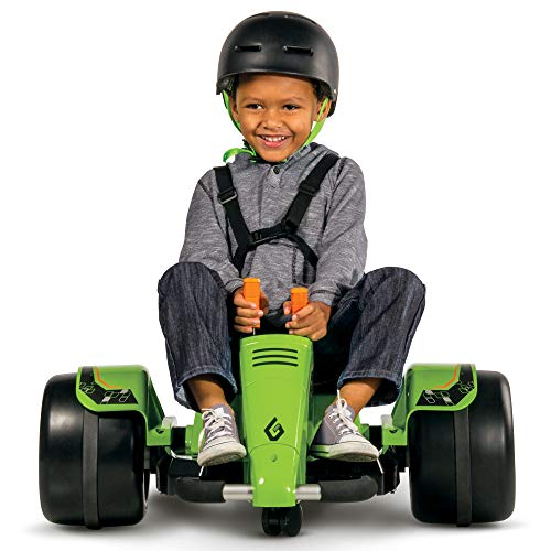 Huffy Kids Ride On Toy, 6V Green Machine 360