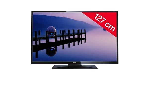 PHILIPS Televisor LED 50PFL3008H: Amazon.es: Electrónica