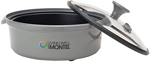 Montel Microwave Cooker