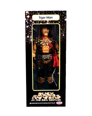Buck Rogers in the 25th Century Series 1 Tiger Man 9 inch Action Figure