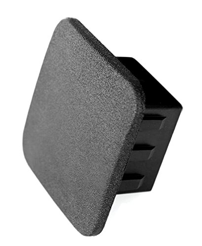 Big Save! LFPartS 1.25 Trailer Hitch Cover tube Plug Insert HEAVY DUTY Black Fits 1 1/4 Inch (1.25...